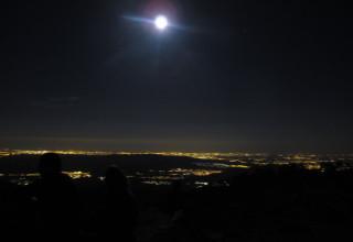 Full moon hikes