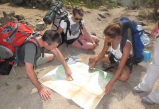 Hike & Orientation training