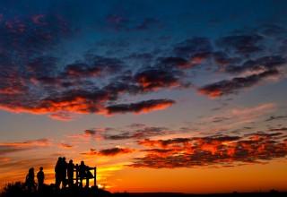Sunset hikes