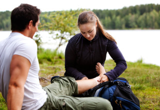 Hike & First Aid training