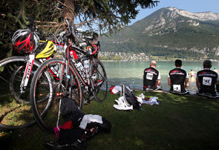Triathlon events and trips